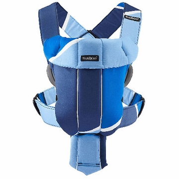 Baby Bj�rn Baby Carrier Original - Retro Blue