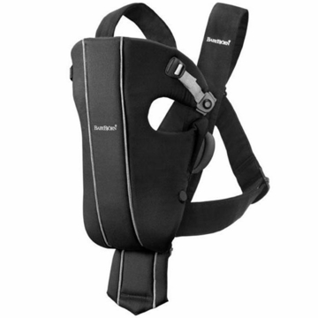 BabyBj�rn Baby Carrier Original Spirit in Black Diamond