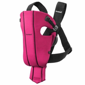 BabyBj�rn Baby Carrier Original Spirit in Pink Passion
