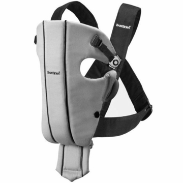 BabyBj�rn Baby Carrier Original Spirit in Gray Pearl