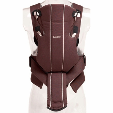 BabyBj�rn Active Baby Carrier in Brown & Beige