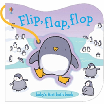 Educational Development Flip Flap Flop Bath Book
