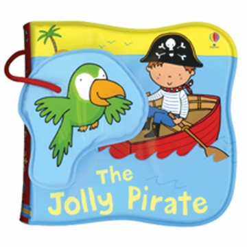 Educational Development Jolly Pirate Bath Book