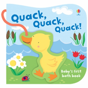 Educational Development Quack Quack Quack Bath Book