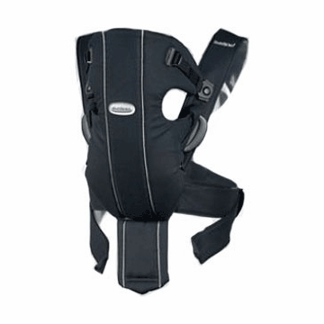 BabyBj�rn Original Infant Carrier in City Black