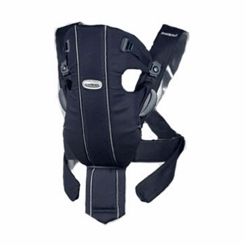 BabyBj�rn Original Infant Carrier in City Blue