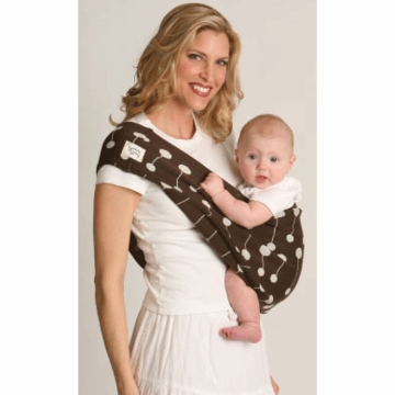 Balboa Baby Serene Sling in Rattle - Small/Medium