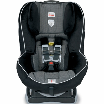Britax Boulevard 70 CS Car Seat in Onyx