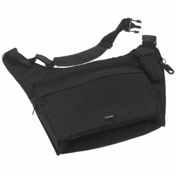 Combi Urban Sling Diaper Bag in Black