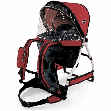 Chicco Smart Support Backpack Red