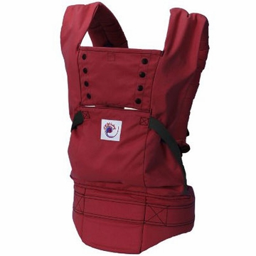 Ergobaby SPORT Carrier - Red
