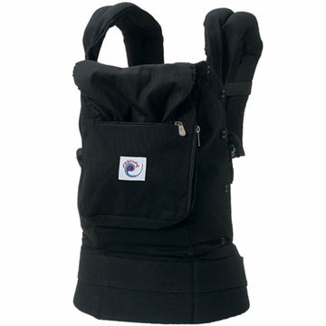 Ergobaby Options Baby Carrier - Black