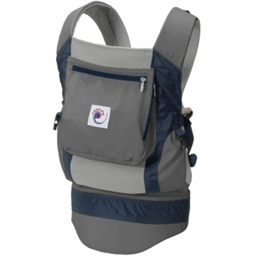 Ergobaby Performance Carrier in Grey