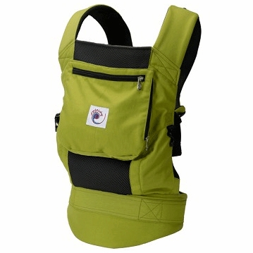 Ergobaby Performance Carrier in Spring Green