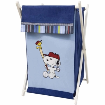 Lambs & Ivy Team Snoopy Hamper