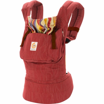 Ergobaby Carrier in Sangria