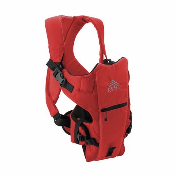 Kelty K.I.D.S. Wallaby Infant Carrier in Cherry