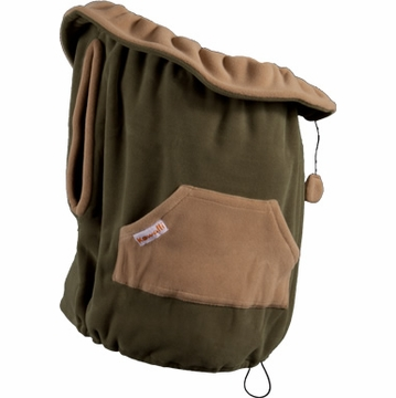 Kowalli Baby Carrier Cover - Turtle/Camel