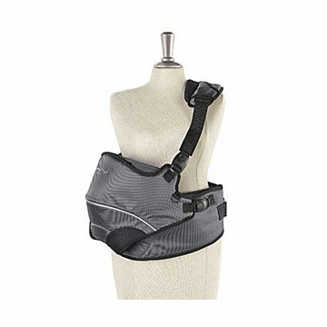 Quinny Curb Hip Soft Carrier Black