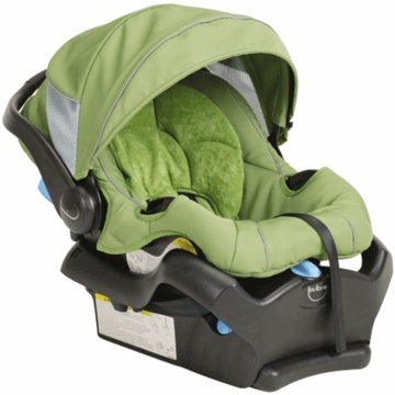 Teutonia T- Tario 35 Infant Car Seat in Topaz Green
