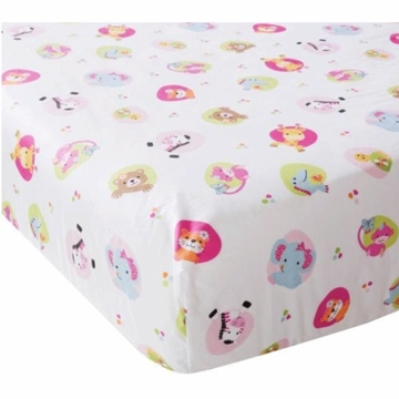 Bedtime Originals Tutti Frutti Crib Fitted Sheet