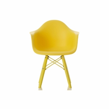 Little Nest Bucket Child Chair in Yellow