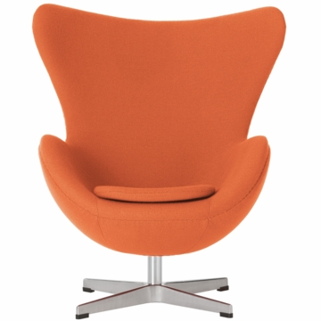 Little Nest Yolk Child Chair in Orange