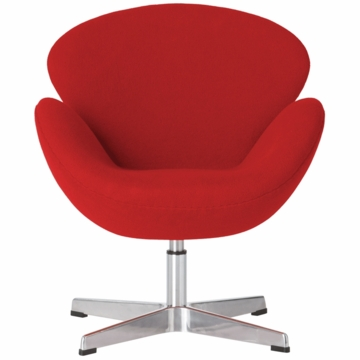 Little Nest Cygnet Child Chair in Red