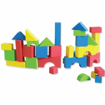 Edushape Edu Color Blocks- 30 Piece