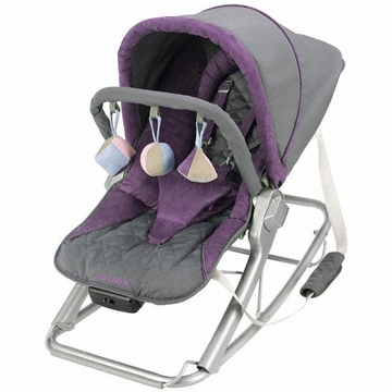 Maclaren Infant Rocker Charcoal/Majesty