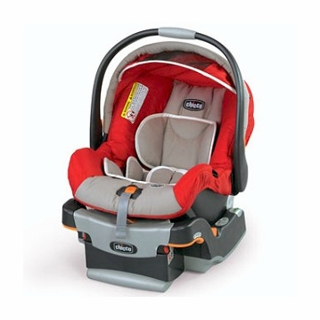 Chicco KeyFit 30 Infant Car Seat in Race