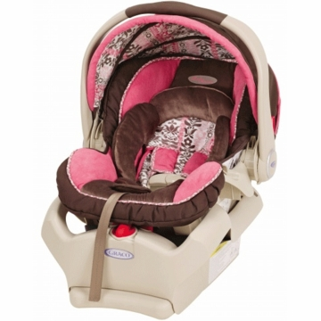 Graco 2010 Snugride 35 Infant Car Seat 1761368 Lily