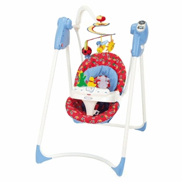 Graco Baby Einstein Discover & Play Swing 1D00BEE