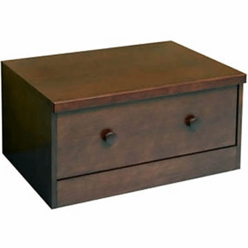BabyLetto Drawer Storage Unit in Espresso
