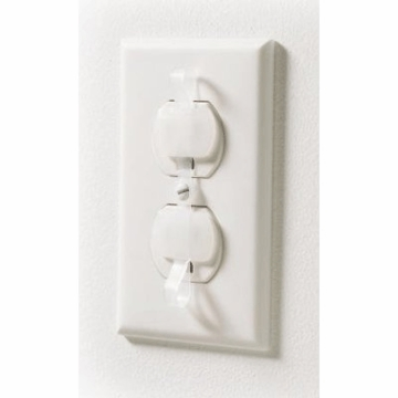 Mommy's Helper Shock-Lok Outlet Covers for 10 Outlets