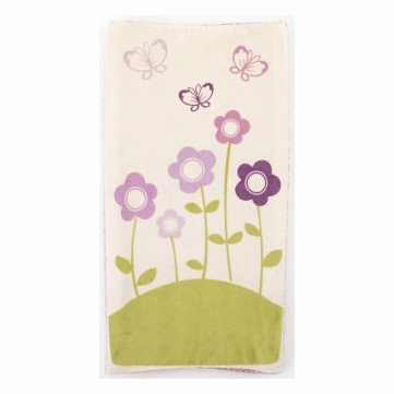 CoCaLo Printed Changing Pad Cover - Floral