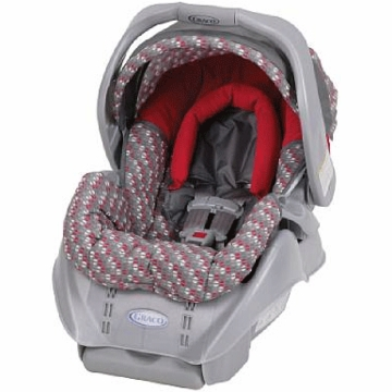 Graco SnugRide Classic Connect 22 Infant Car Seat Ogee 1761385 2011