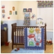 CoCo & Company Monster Buds 4 Piece Crib Set