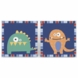 CoCo & Company Monster Buds 2 Piece Wall Art