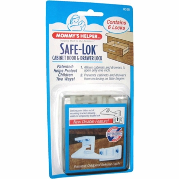 Mommy's Helper Safe-Lok with Quick Disable Feature