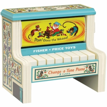 Fisher-Price Change a Tune Piano