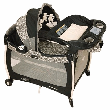 Graco Silhouette Pack N' Play 9957RIT in Rittenhouse