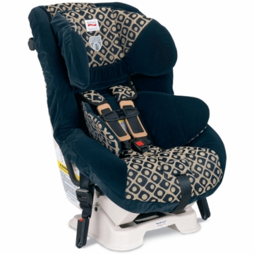 Britax Boulevard Convertible Car Seat in Moonstone
