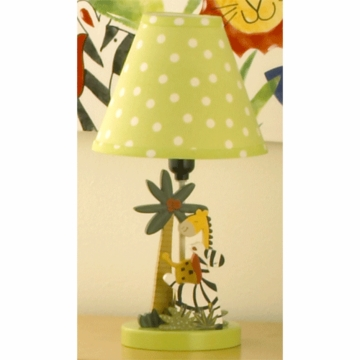 Cotton Tale Designs Decorator Lamp & Shade