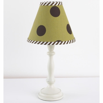 Cotton Tale N. Selby Aye Matie Lamp & Shade