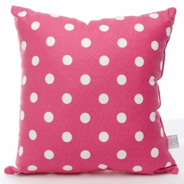Sweet Potato Dottie Small Pink Dot Pillow