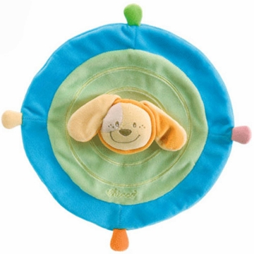 Chicco Sweet Cuddles Puppy Blanket