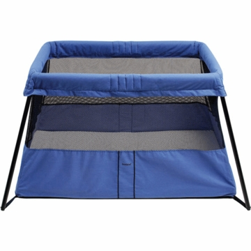 BabyBj�rn Travel Crib Light 2 - Bjorn Blue