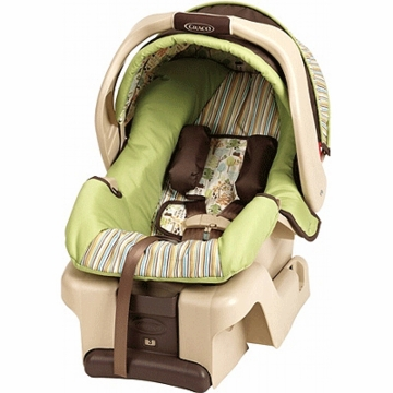Graco 2010 SnugRide 30 Infant Car Seat in Nobel