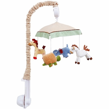 KidsLine Safari Musical Mobile